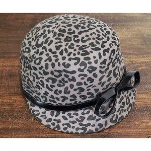 Kate Spade Wool Felt Leopard Hat